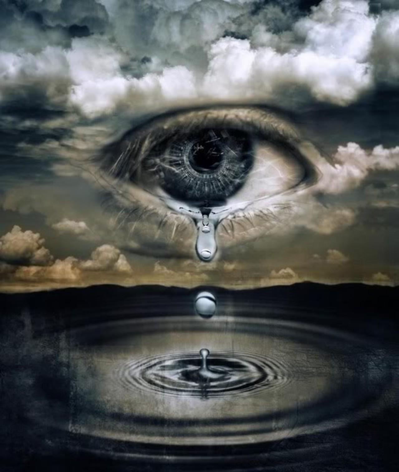 Lloviendo lágrimas