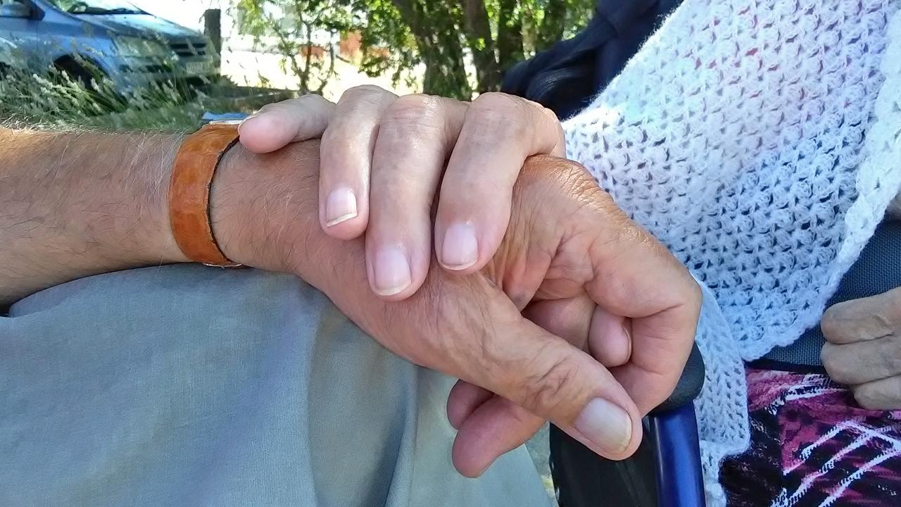 Vicente y Mª Teresa, 61 años de amor
