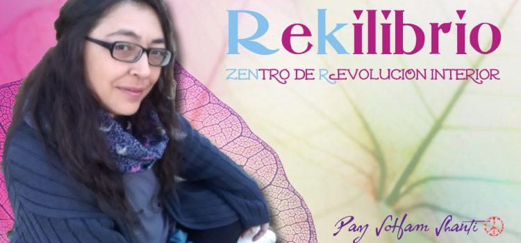 Rekilibrio – Zentro de Revolución Interior