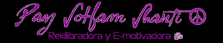 Paz SoHam Shanti ☮ logo