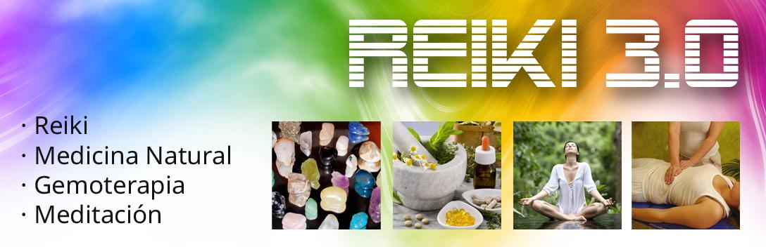 Reiki 3.0 - Compartiendo mi experiencia con Reiki...