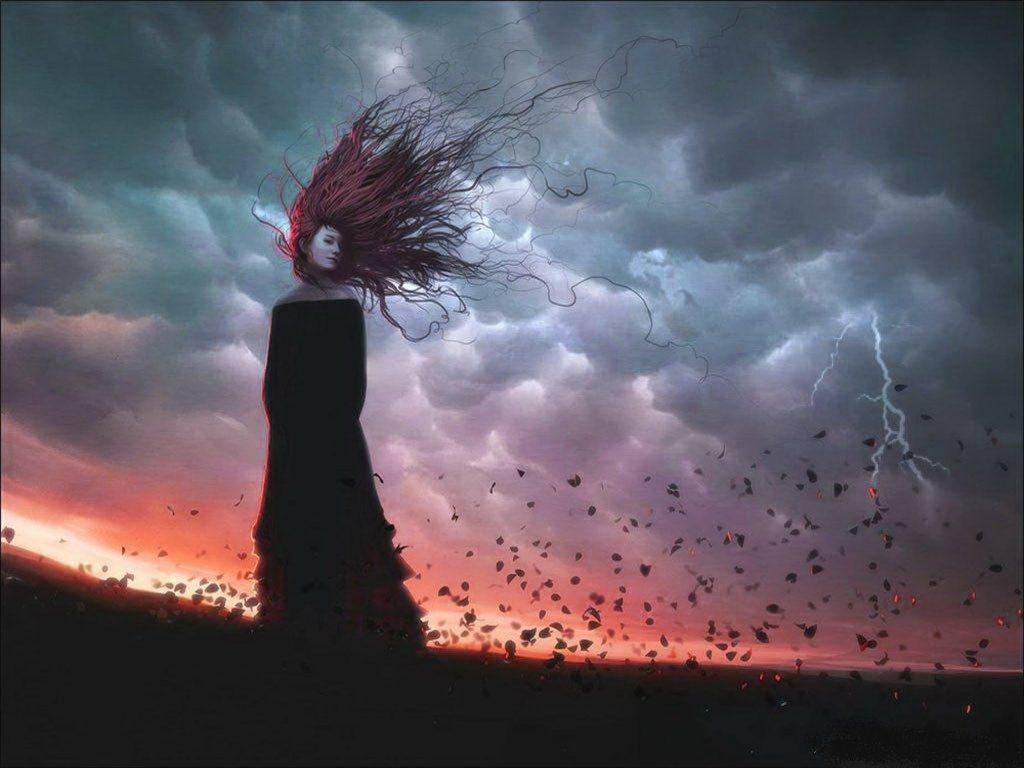 Hablaba con seres, luego me enteré que se llamaban espíritus...